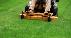 lawn mowing west palm beach
